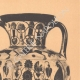 DETAILS 05 | Greek vases - Amphora - Chalcis - VIth Century (Vulci)