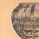 DÉTAILS 01   Vases grecs - Dinos attique - Gorgone - 6ème Siècle avant J.-C. (Etrurie)