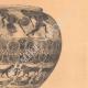 DÉTAILS 03   Vases grecs - Dinos attique - Gorgone - 6ème Siècle avant J.-C. (Etrurie)