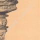 DÉTAILS 04   Vases grecs - Dinos attique - Gorgone - 6ème Siècle avant J.-C. (Etrurie)