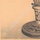 DÉTAILS 05   Vases grecs - Dinos attique - Gorgone - 6ème Siècle avant J.-C. (Etrurie)
