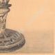 DÉTAILS 06   Vases grecs - Dinos attique - Gorgone - 6ème Siècle avant J.-C. (Etrurie)
