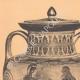 DETAILS 01   Greek vases - Amasis Amphora - VIth Century (Etruria)
