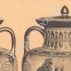 DETAILS 02   Greek vases - Amasis Amphora - VIth Century (Etruria)