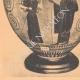 DETAILS 03   Greek vases - Amasis Amphora - VIth Century (Etruria)