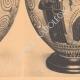 DETAILS 04   Greek vases - Amasis Amphora - VIth Century (Etruria)
