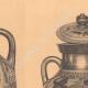 DÉTAILS 02 | Vases grecs - Amphore attique - Exékias - VIème Siècle (Italie)
