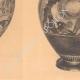 DÉTAILS 04 | Vases grecs - Amphore attique - Exékias - VIème Siècle (Italie)