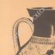 DÉTAILS 01 | Vases grecs - Amphore attique d'Exékias - VIème Siècle (Etrurie)