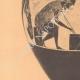 DÉTAILS 02 | Vases grecs - Amphore attique d'Exékias - VIème Siècle (Etrurie)