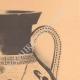DÉTAILS 03 | Vases grecs - Amphore attique d'Exékias - VIème Siècle (Etrurie)