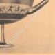 DÉTAILS 06 | Vases grecs - Coupe attique des Petits Maîtres - VIème Siècle (Etrurie)
