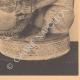 DETALLES 06 | Jarrones griegos - Kyathos de Theozotos - Jaron corintio - Siglo VI (Vulci)