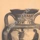 DETAILS 01 | Greek vases - Attic amphora - VIth Century (Etruria)