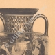 DETAILS 05 | Greek vases - Attic amphora - VIth Century (Etruria)