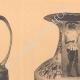 DÉTAILS 02   Vases grecs - Amphore attique - Nicosthénès - VIème Siècle (Etrurie)