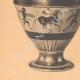 DÉTAILS 03   Vases grecs - Amphore attique - Nicosthénès - VIème Siècle (Etrurie)