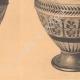 DÉTAILS 04   Vases grecs - Amphore attique - Nicosthénès - VIème Siècle (Etrurie)