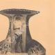 DÉTAILS 05   Vases grecs - Amphore attique - Nicosthénès - VIème Siècle (Etrurie)