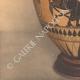 DETAILS 05 | Greek vases - Attic Oenochoe of Nikosthenes - VIth Century (Etruria)