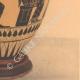 DETAILS 06 | Greek vases - Attic Oenochoe of Nikosthenes - VIth Century (Etruria)