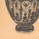 DETAILS 03   Greek vases - Attic Hydria - VIth Century (Etruria)