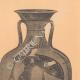 DETALLES 05 | Jarrones griegos - Ánfora - Siglo VI (Etruria)