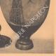 DETALLES 06 | Jarrones griegos - Ánfora - Siglo VI (Etruria)