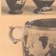 DETAILS 02 | Greek vases - Four little Lekythoi - Skyphos - IVth Century