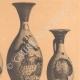 DETAILS 03 | Greek vases - Four little Lekythoi - Skyphos - IVth Century