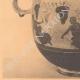 DETAILS 05 | Greek vases - Four little Lekythoi - Skyphos - IVth Century