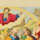 DÉTAILS 02 | Offrande de Noé à Dieu (Ancien Testament)