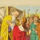 DÉTAILS 02   Le voyage de Jacob en Egypte (Ancien Testament)