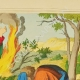 DETAILS 02 | God Appears to Moses in the Burning Bush (Old Testament)