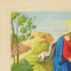 DETAILS 01   Visitation - Virgin Mary (New Testament)