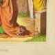 DETAILS 06   Visitation - Virgin Mary (New Testament)