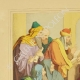 DÉTAILS 01 | Jésus enfant dans le temple au milieu des Docteurs (Nouveau Testament)