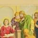 DÉTAILS 02 | Jésus enfant dans le temple au milieu des Docteurs (Nouveau Testament)