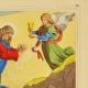 DÉTAILS 05 | Le Christ sur le Mont des Oliviers - Ange (Nouveau Testament)
