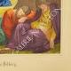 DÉTAILS 06 | Le Christ sur le Mont des Oliviers - Ange (Nouveau Testament)
