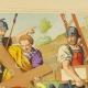 DETAILS 02   Christ Carrying the Cross (New Testament)