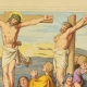 DETAILS 02 | Crucifixion of Jesus - Christ on the Cross between two Thieves (New Testament)