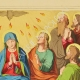 DETAILS 02 | Descent of the Holy Spirit on the apostles (New Testament)