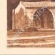 DETAILS 03 | Saint-Pancrace Chapel - Pradines castle in Grambois - Vaucluse (France)