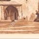 DETAILS 04 | Saint-Pancrace Chapel - Pradines castle in Grambois - Vaucluse (France)