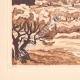 DÉTAILS 03 | Vue de Théziers près de Avignon - Gard - Languedoc-Roussillon (France)