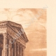 DETAILS 05 | Maison Carrée - Roman Temple - Nîmes - Gard (France)