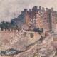 DÉTAILS 01   Castello di Venere - Erice - Mont San Giuliano - Sicile (Italie)