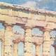DÉTAILS 01 | Temple de Ségeste - Grèce antique - Sicile (Italie)
