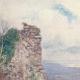 DÉTAILS 01   Côte près de Trapani et l'île d'Aigousa - Victoire navale romaine - Sicile (Italie)